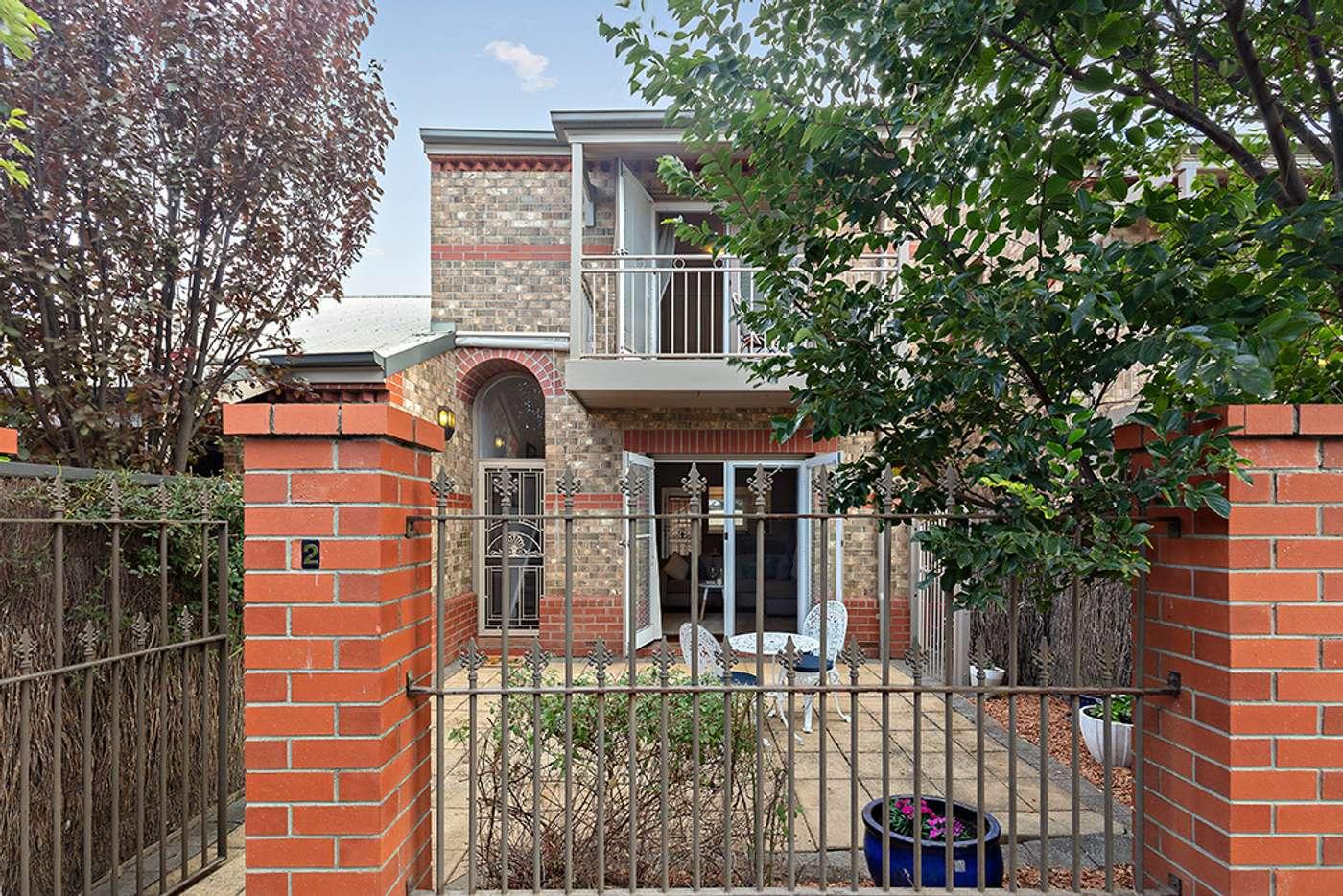Main view of Homely townhouse listing, 2/3a Hughes Avenue, Kensington SA 5068
