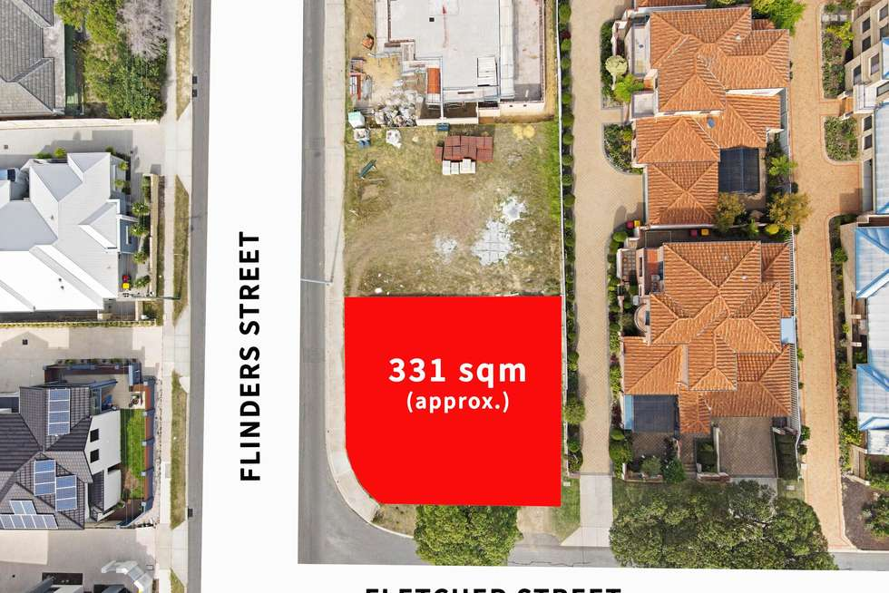 Second view of Homely residentialLand listing, 30 Fletcher Street, Yokine WA 6060