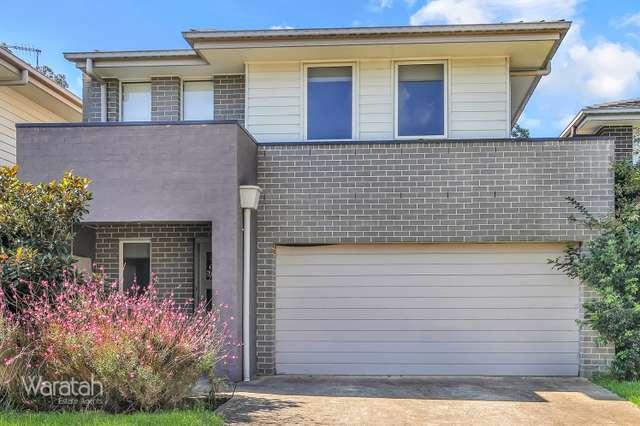 86 Fairway Drive, Kellyville NSW 2155