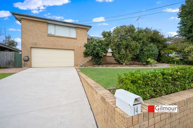 14 Kalimna Drive, Baulkham Hills NSW 2153