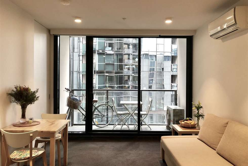 Second view of Homely apartment listing, 2314/33 MacKenzie Street, Melbourne VIC 3000