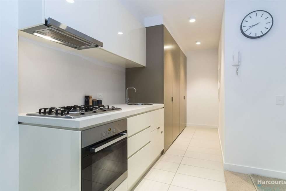Third view of Homely apartment listing, 2314/33 MacKenzie Street, Melbourne VIC 3000