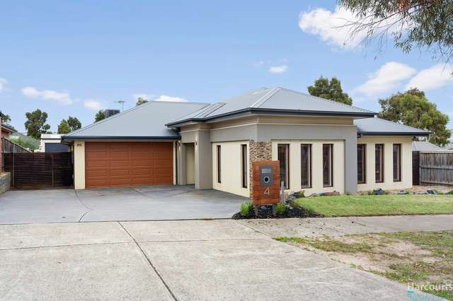 4 Dalrymple Way, Doreen VIC 3754
