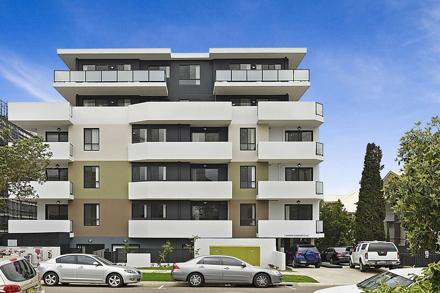 Main view of Homely apartment listing, 26/40-42 Barber Avenue, Penrith NSW 2750