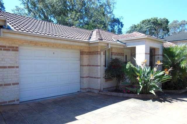 2/1 Kenneth Avenue, Baulkham Hills NSW 2153