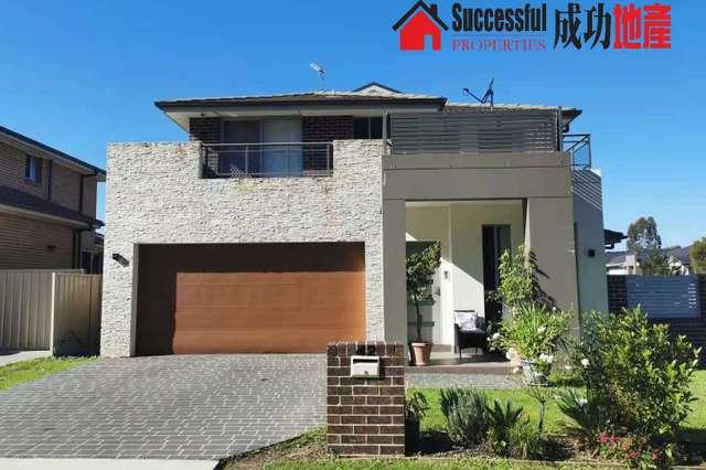 42 Fyfe Road, Kellyville Ridge NSW 2155