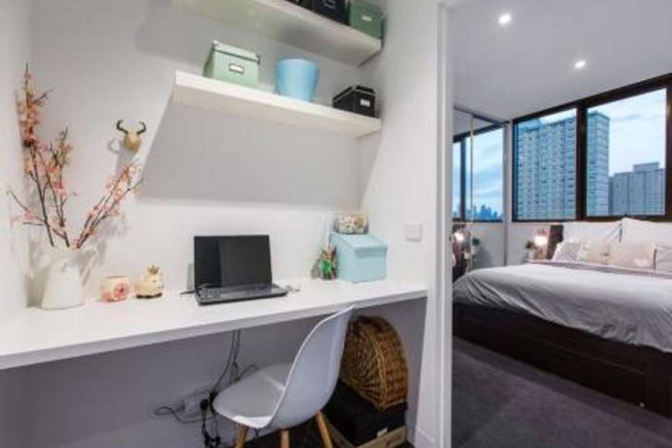 Second view of Homely apartment listing, 306/255 Racecourse Road, Kensington VIC 3031