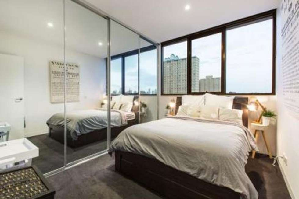 Third view of Homely apartment listing, 306/255 Racecourse Road, Kensington VIC 3031