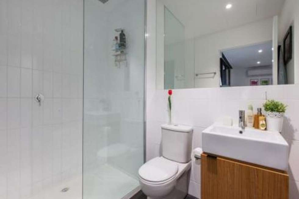 Fourth view of Homely apartment listing, 306/255 Racecourse Road, Kensington VIC 3031