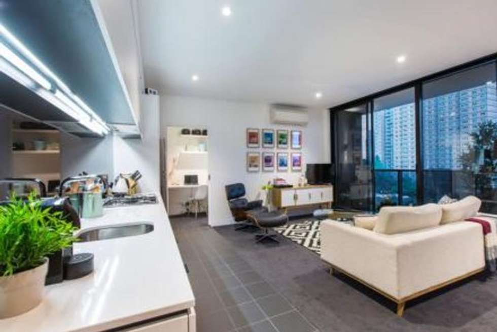 Fifth view of Homely apartment listing, 306/255 Racecourse Road, Kensington VIC 3031