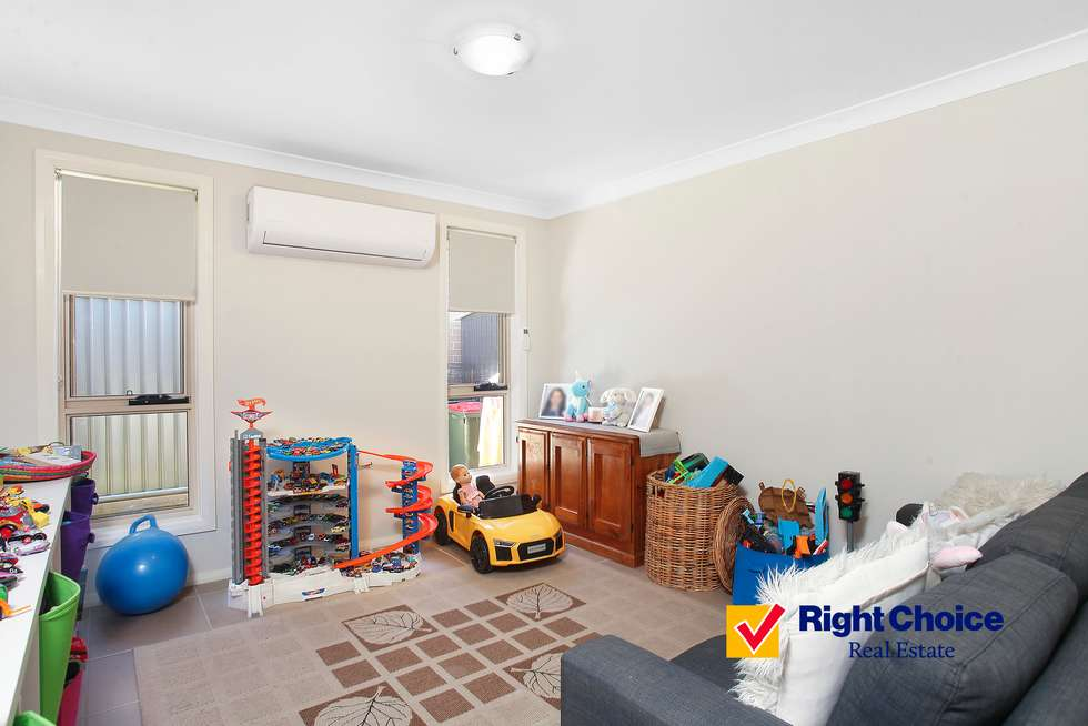 Fifth view of Homely house listing, 6 Farmgate Crescent, Calderwood NSW 2527
