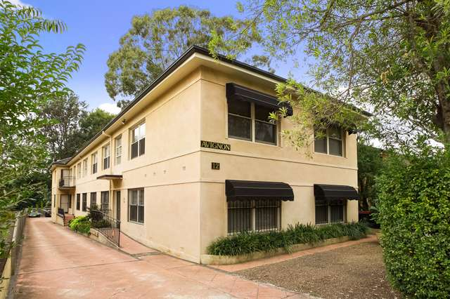 2/12 Prospect Road, Summer Hill NSW 2130