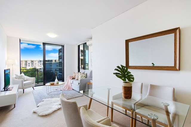 521/14 Baywater Drive, Wentworth Point NSW 2127