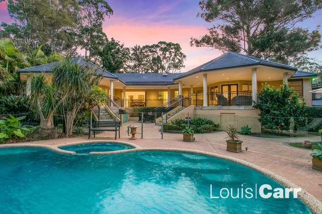 60 Castle Hill Road, West Pennant Hills NSW 2125