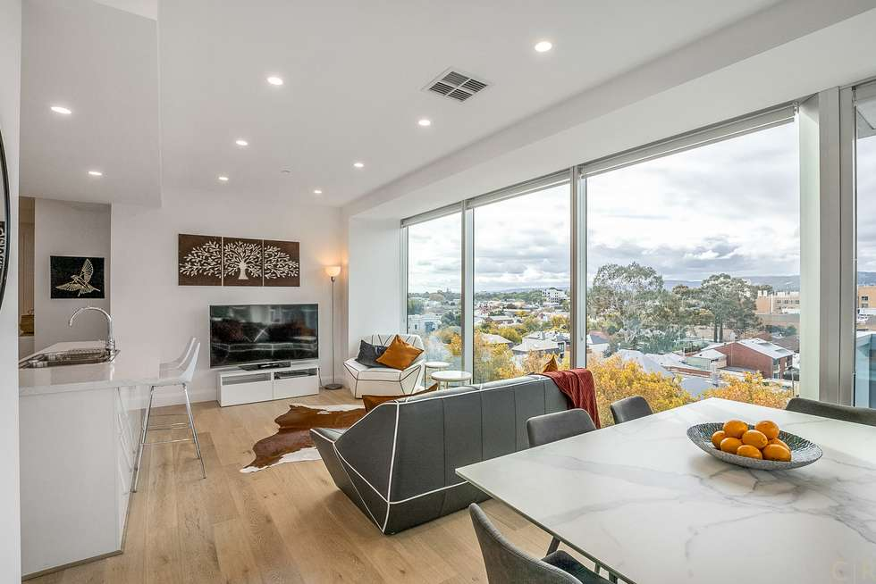 Second view of Homely apartment listing, 401/267 Hutt Street, Adelaide SA 5000