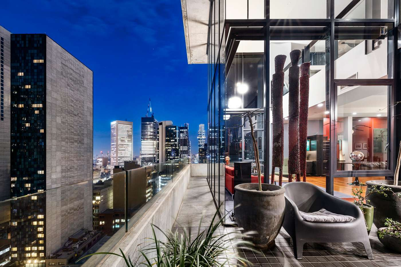 Main view of Homely apartment listing, 222/299 Queen Street, Melbourne VIC 3000