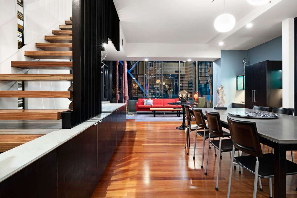 Second view of Homely apartment listing, 222/299 Queen Street, Melbourne VIC 3000