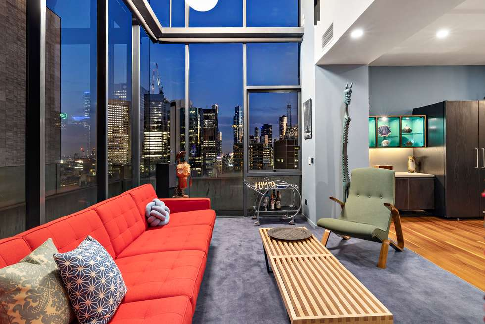 Third view of Homely apartment listing, 222/299 Queen Street, Melbourne VIC 3000