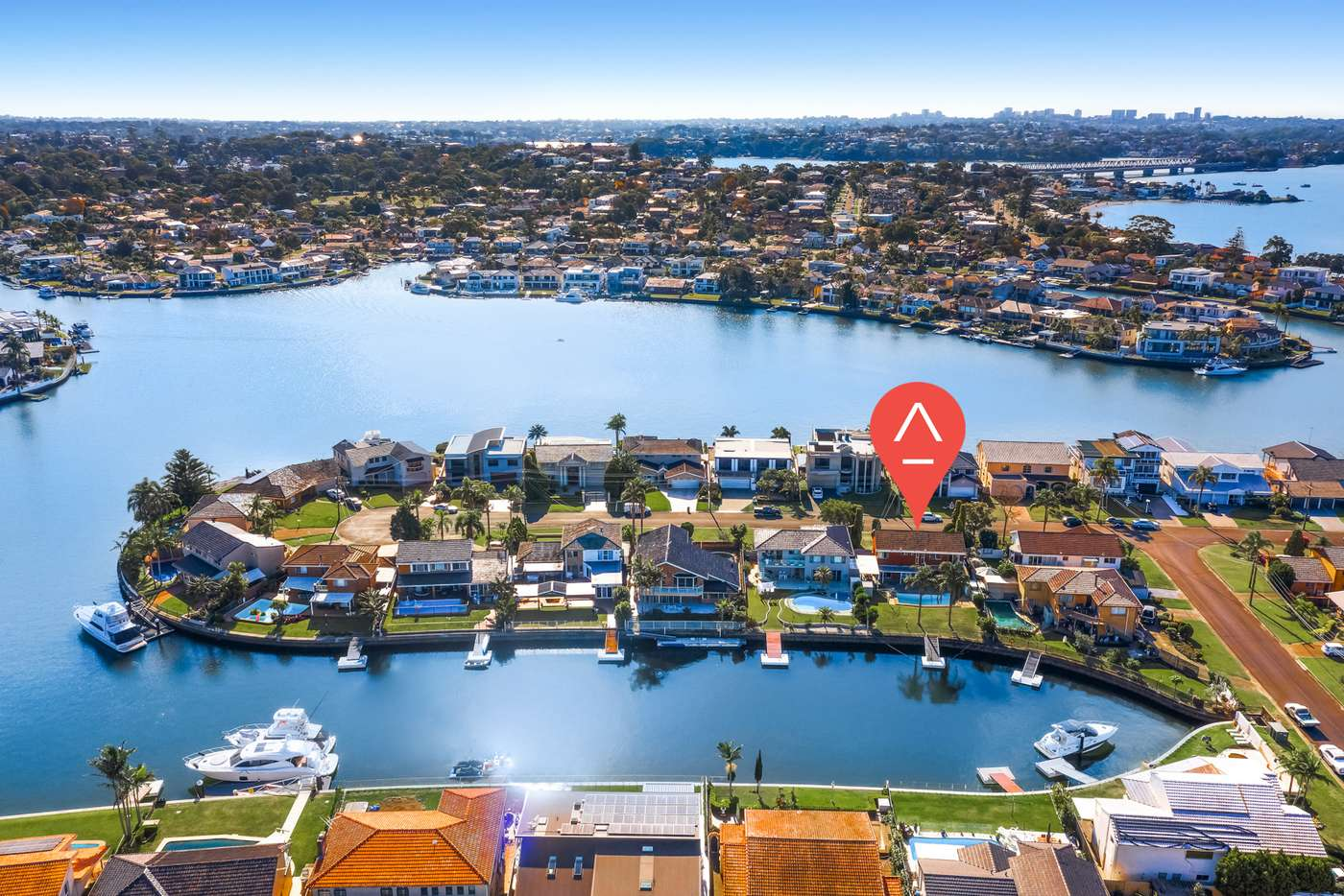 Main view of Homely house listing, 18 Barcoo Island, Sylvania Waters NSW 2224