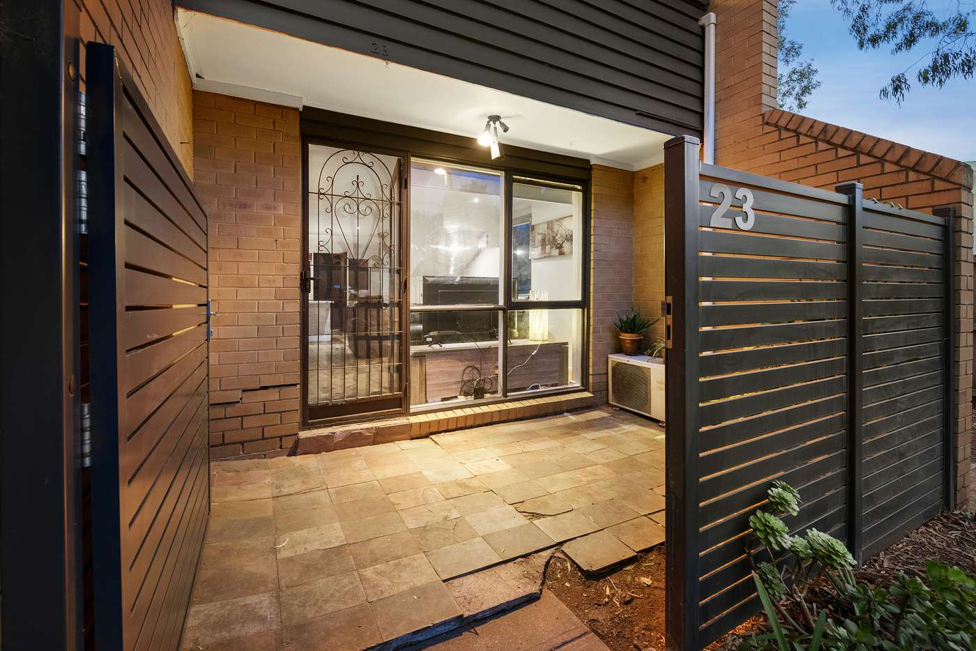 Main view of Homely townhouse listing, 23/516-518 Moreland Road, Brunswick West VIC 3055