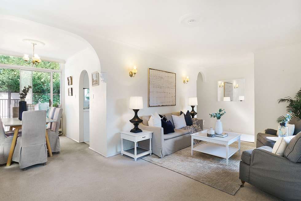 Second view of Homely apartment listing, 4/3-7 Luke Street, Hunters Hill NSW 2110