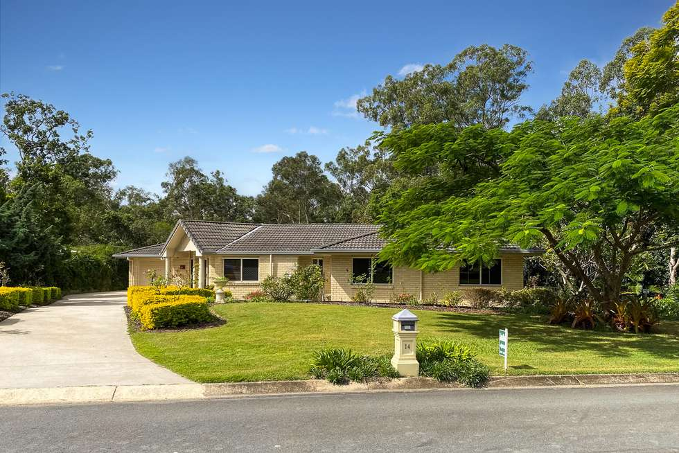 Fourth view of Homely house listing, 14 Endwood Court, Highvale QLD 4520