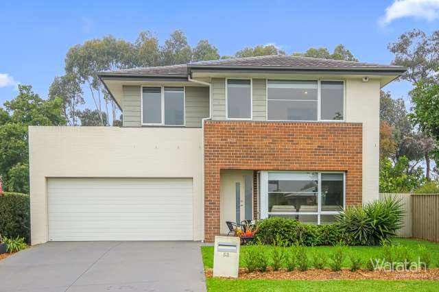 53 Lookout Circuit, Stanhope Gardens NSW 2768