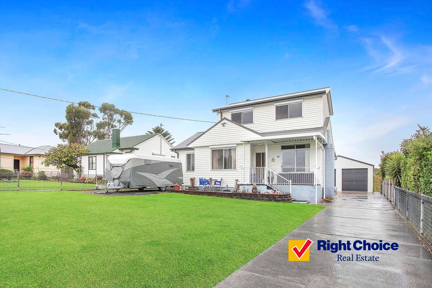 Main view of Homely house listing, 47 Lindsay Street, Unanderra NSW 2526