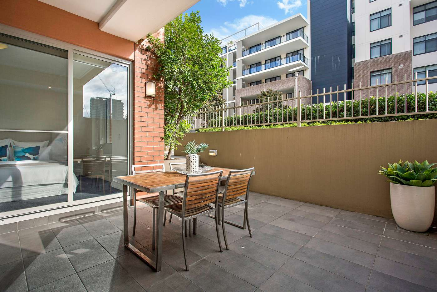 Main view of Homely apartment listing, 113/18 Marine Parade, Wentworth Point NSW 2127