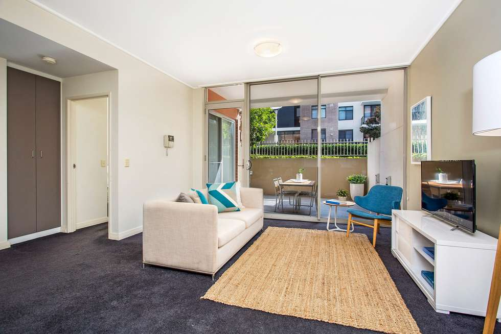 Second view of Homely apartment listing, 113/18 Marine Parade, Wentworth Point NSW 2127