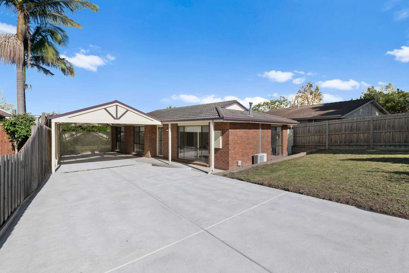 Main view of Homely house listing, 55 Amber Crescent, Narre Warren VIC 3805