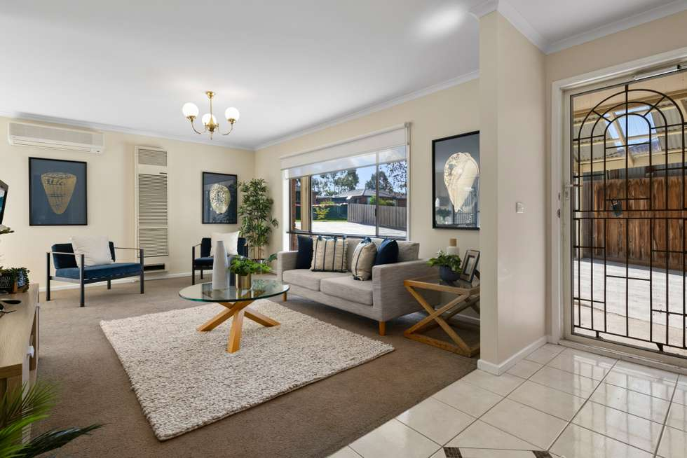 Third view of Homely house listing, 55 Amber Crescent, Narre Warren VIC 3805