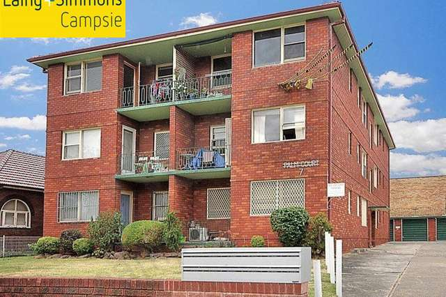 7/7 Vicliffe Avenue, Campsie NSW 2194