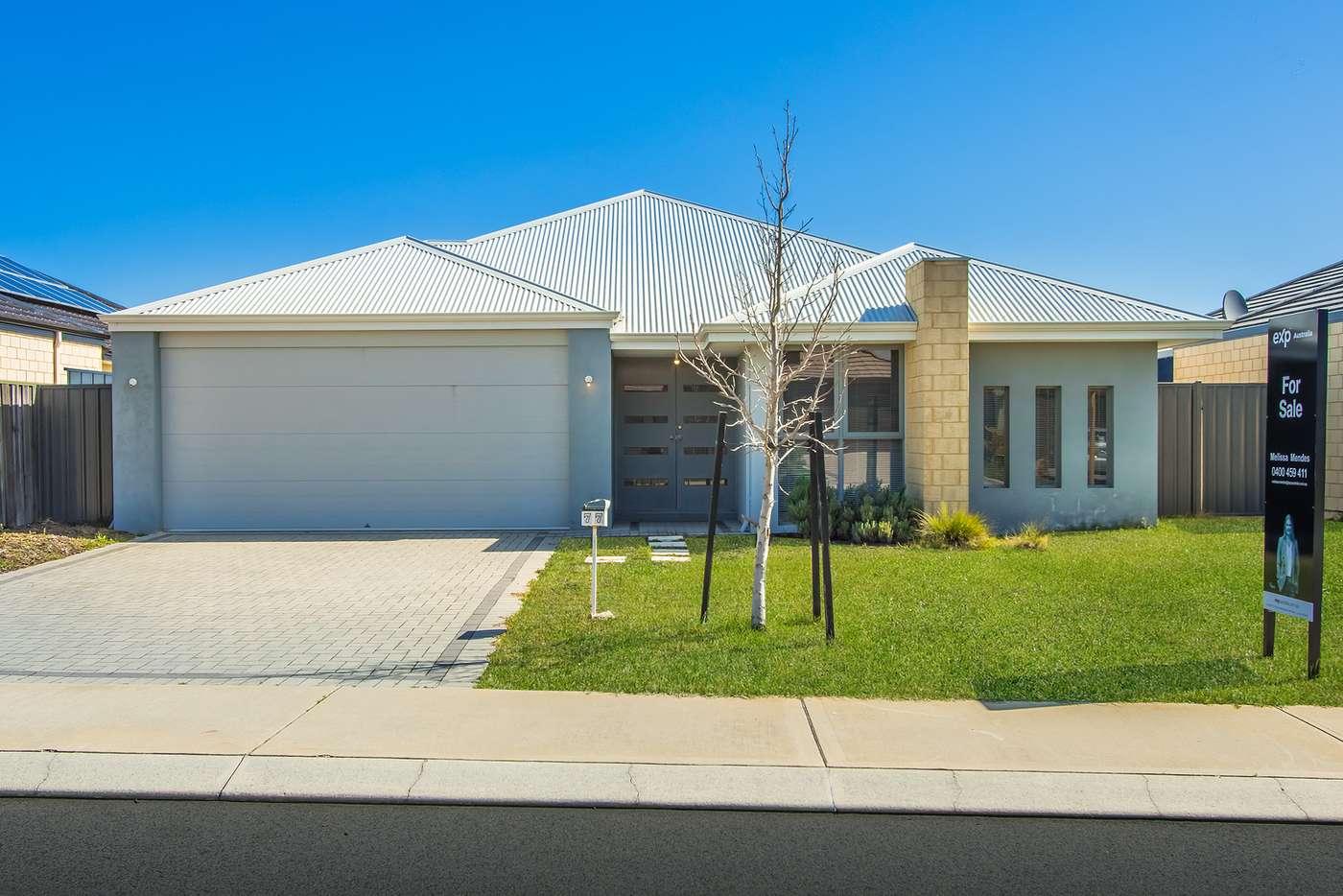 Main view of Homely house listing, 77 Sapphire Chase, Wellard WA 6170