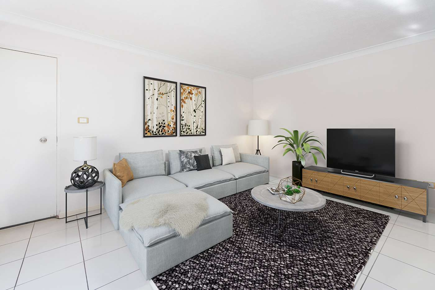 Main view of Homely unit listing, 2/12 Rowell Street, Zillmere QLD 4034