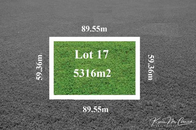 LOT 17 Peppertree Hill Road, Longford VIC 3851