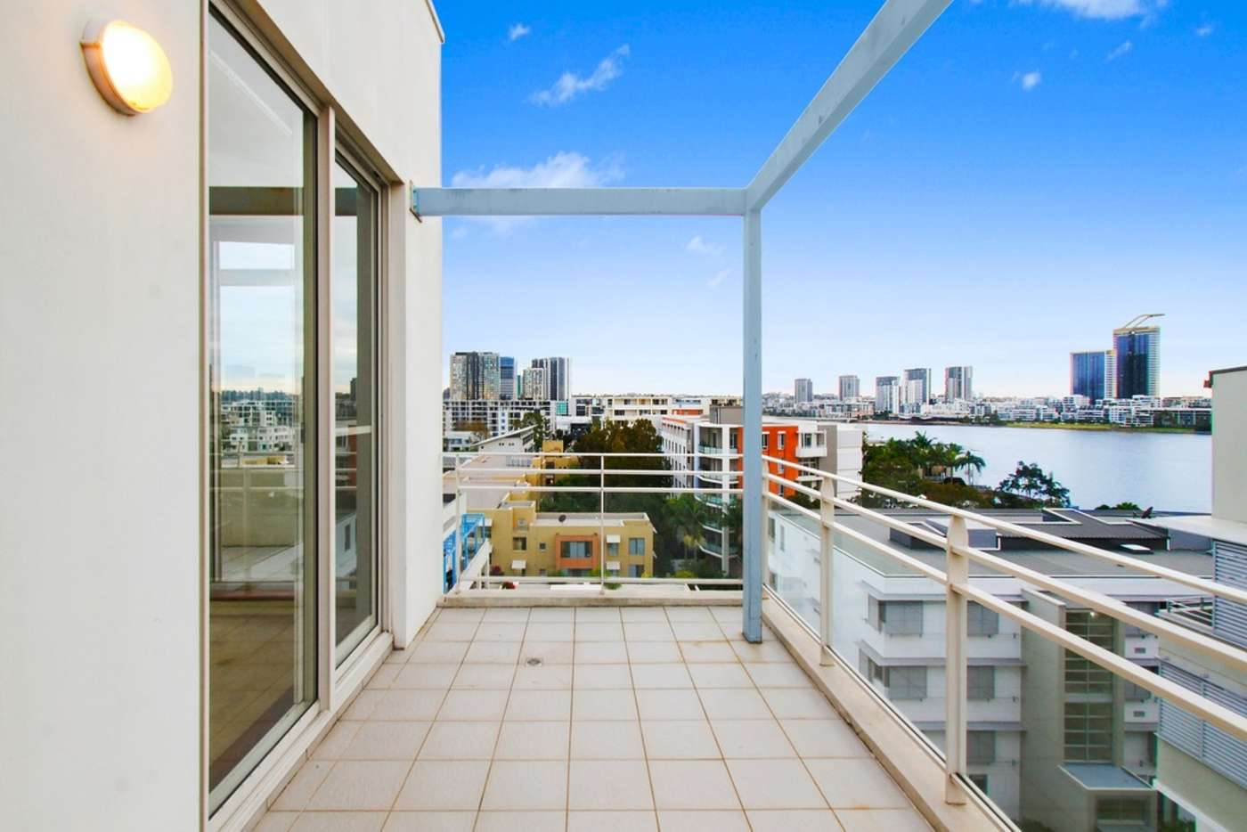 Main view of Homely apartment listing, 804/2 The Piazza, Wentworth Point NSW 2127