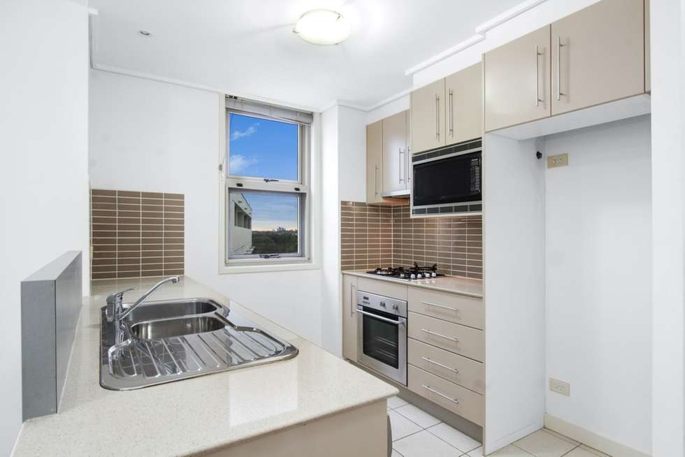 Second view of Homely apartment listing, 804/2 The Piazza, Wentworth Point NSW 2127