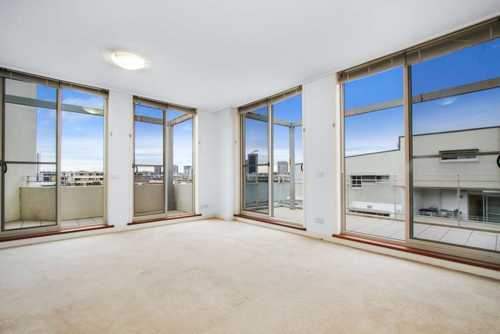 Fourth view of Homely apartment listing, 804/2 The Piazza, Wentworth Point NSW 2127