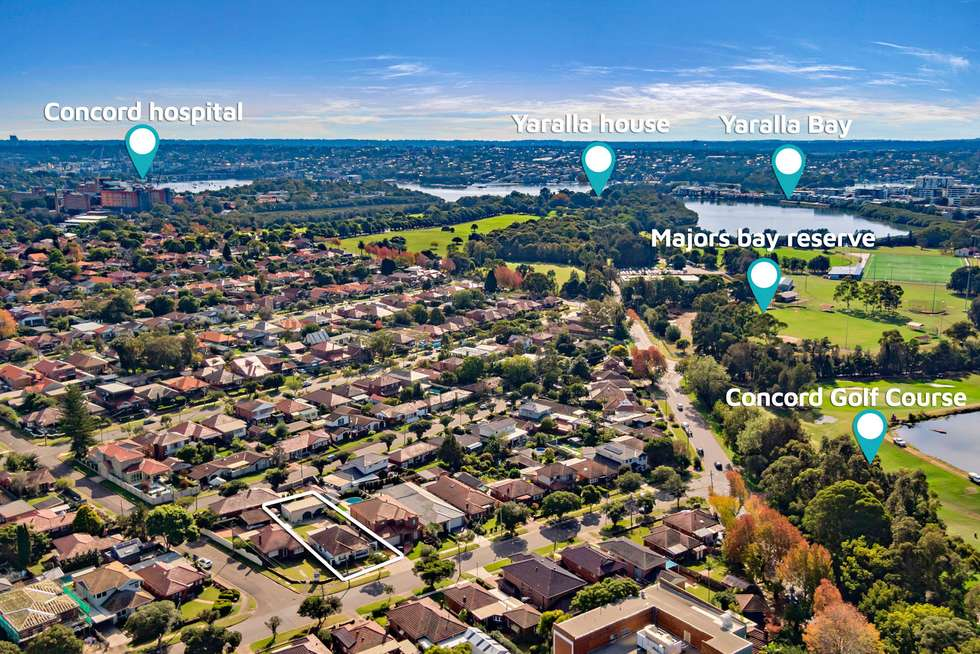 Third view of Homely house listing, 17 Mepunga Street, Concord West NSW 2138