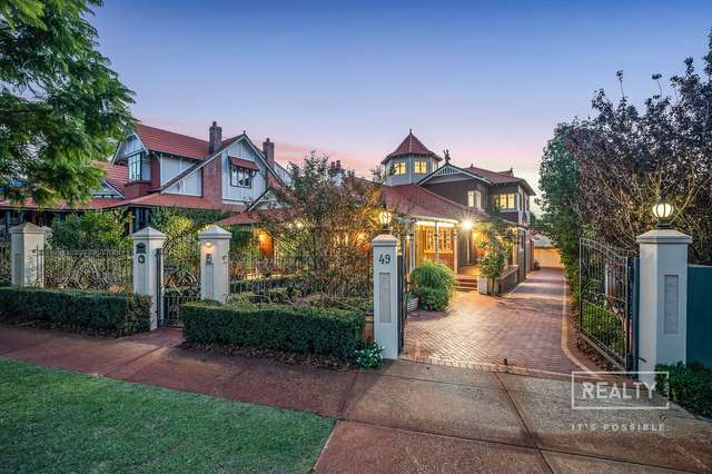 49 Clifton Crescent, Mount Lawley WA 6050