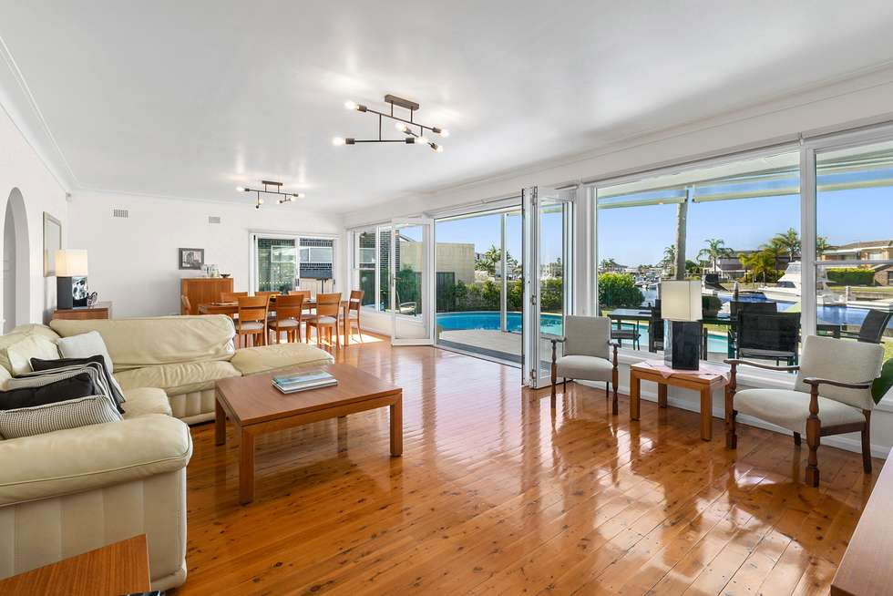 Fourth view of Homely house listing, 152 Belgrave Esplanade, Sylvania Waters NSW 2224