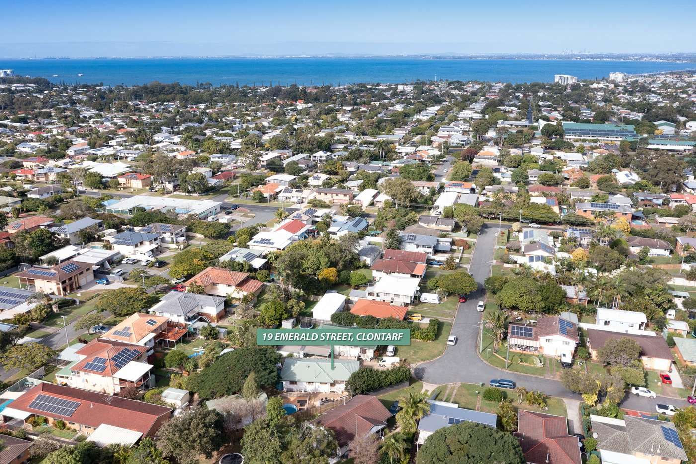 Main view of Homely house listing, 19 Emerald Street, Clontarf QLD 4019