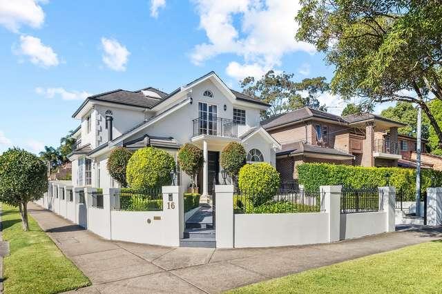 16 Cotswold Road, Strathfield NSW 2135