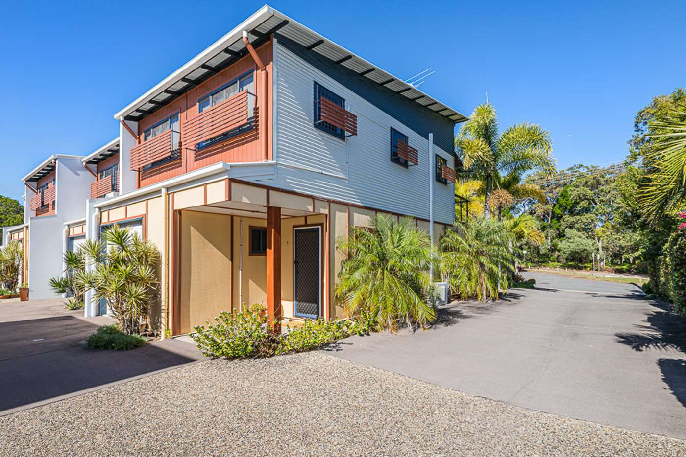 Main view of Homely unit listing, 1/49 The Boulevard, Bongaree QLD 4507