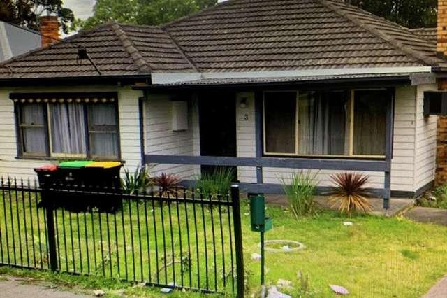 3 Hillside Avenue, Dandenong VIC 3175