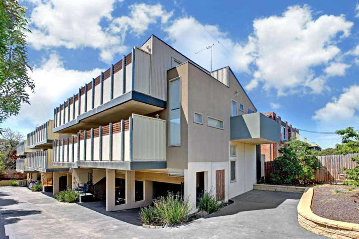 Main view of Homely unit listing, 3/1 John Street, Box Hill VIC 3128