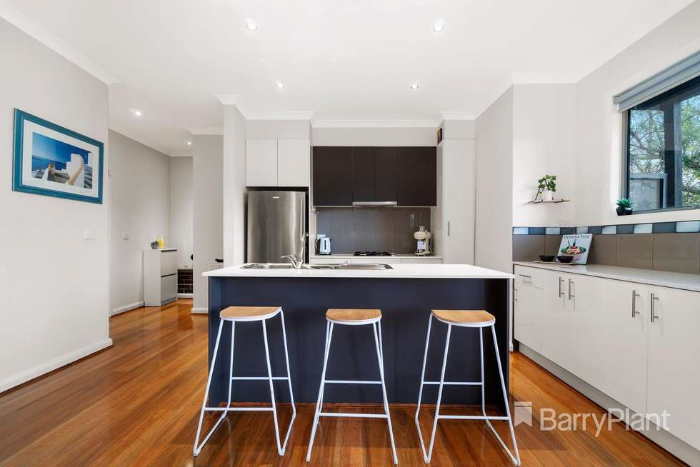 Second view of Homely townhouse listing, 5/40 Hailes Street, Greensborough VIC 3088