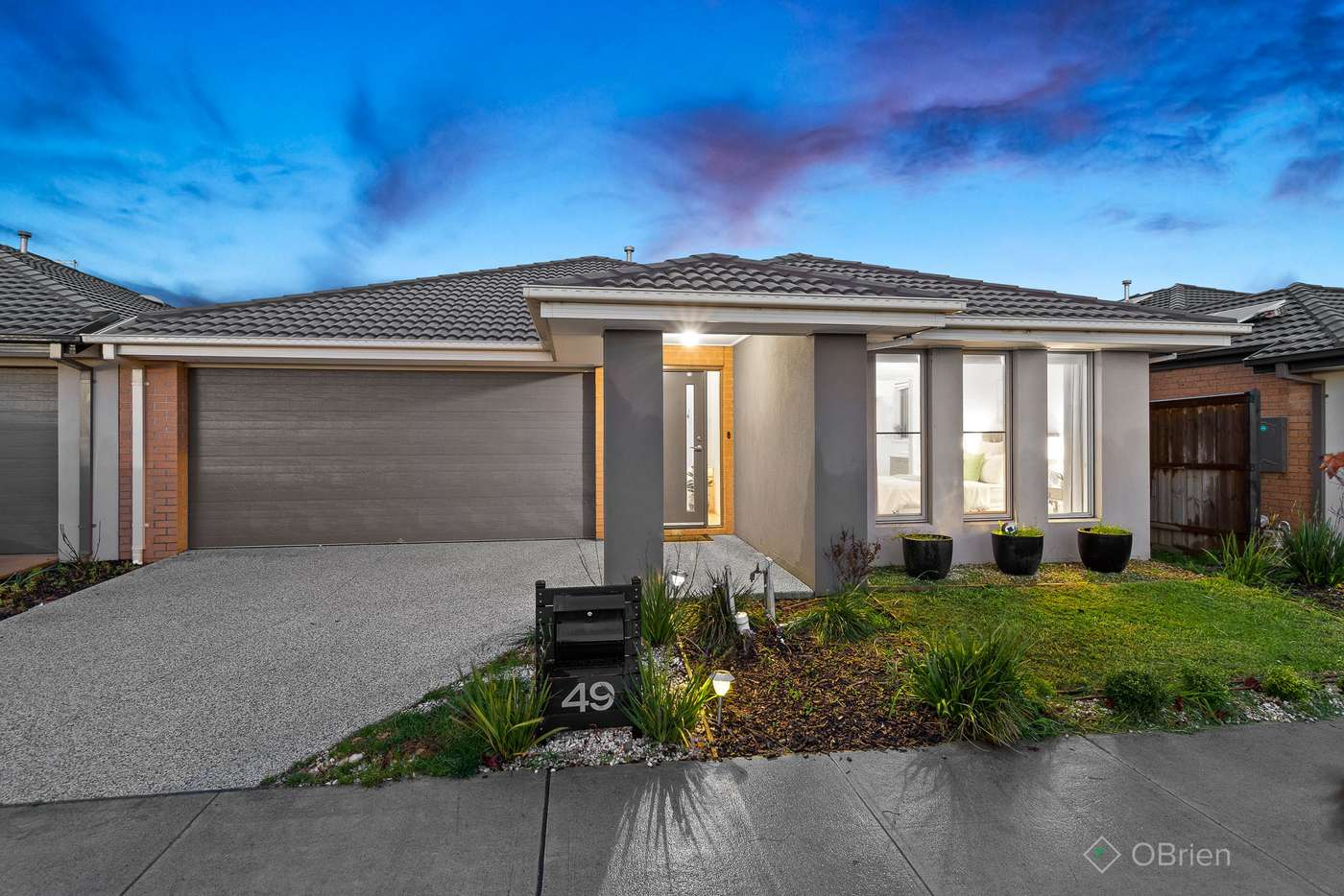 Main view of Homely house listing, 49 Blackhazel Crescent, Clyde North VIC 3978