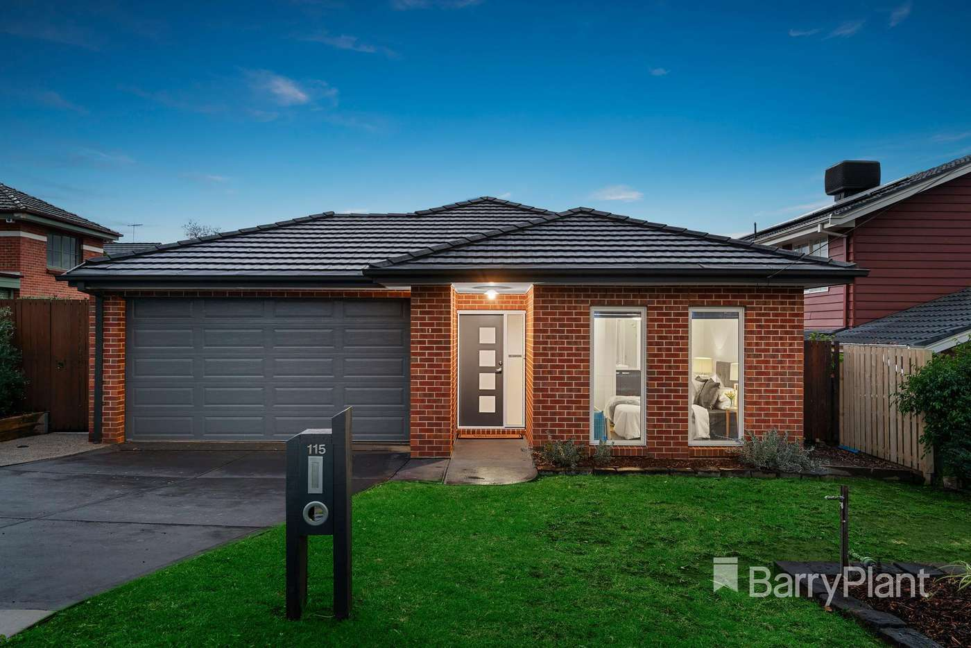 Main view of Homely house listing, 115 Martins Lane, Viewbank VIC 3084